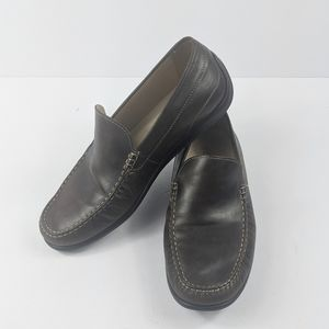 ECCO Slip On Loafers Size 10